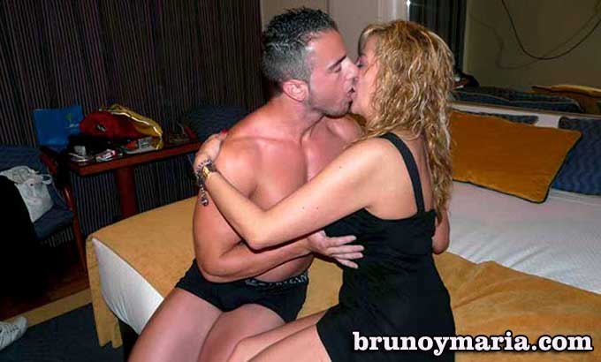 Brunoymaria sol se folla a un yogurin que le regala su novio - 1 part 5