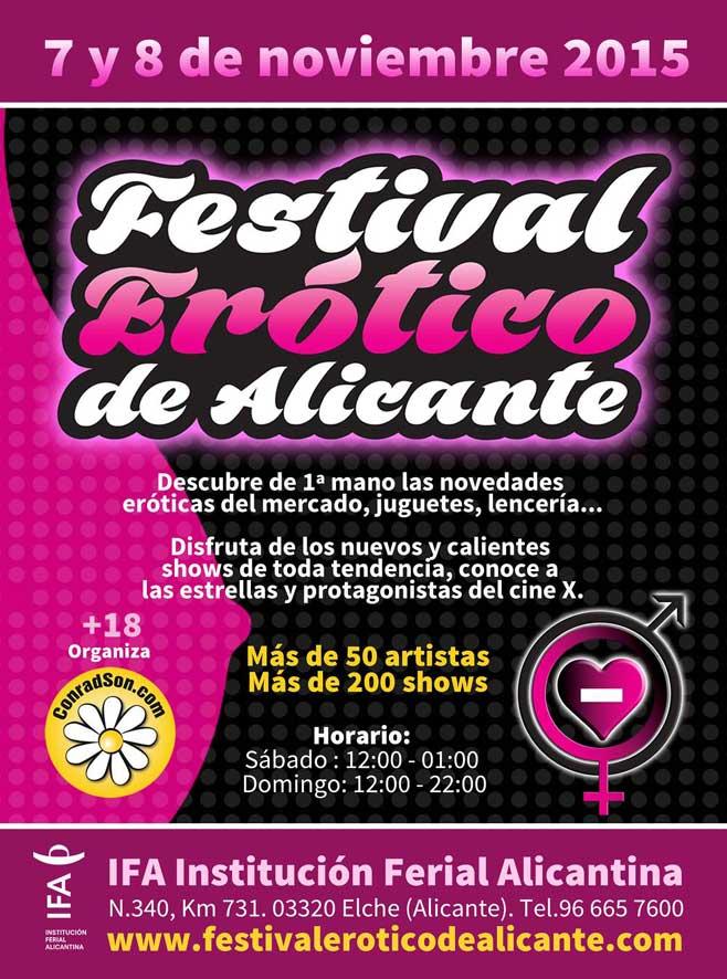 Casting porno por brunoymaria festival erotico de alicante - 1 part 1