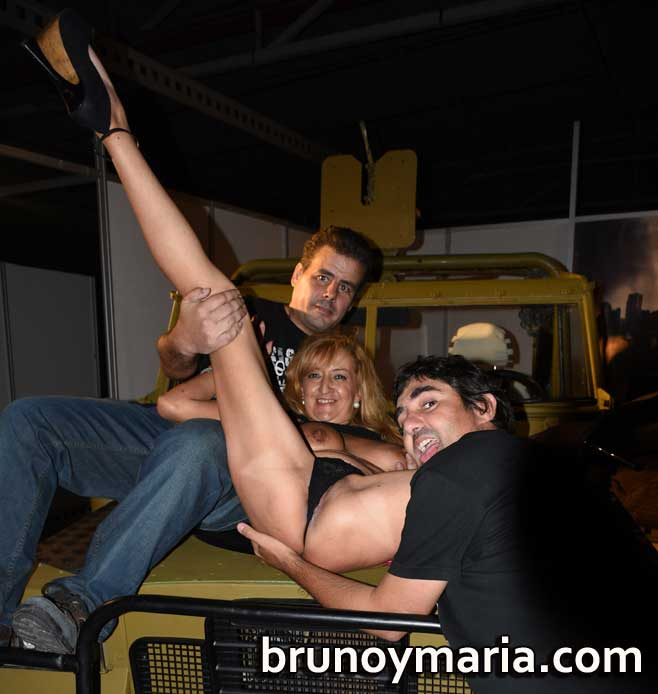 Casting porno por brunoymaria festival erotico de alicante - 4 6